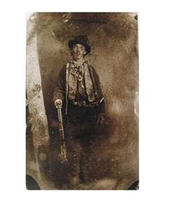 "William H. Bonney "" Billy the Kid"""