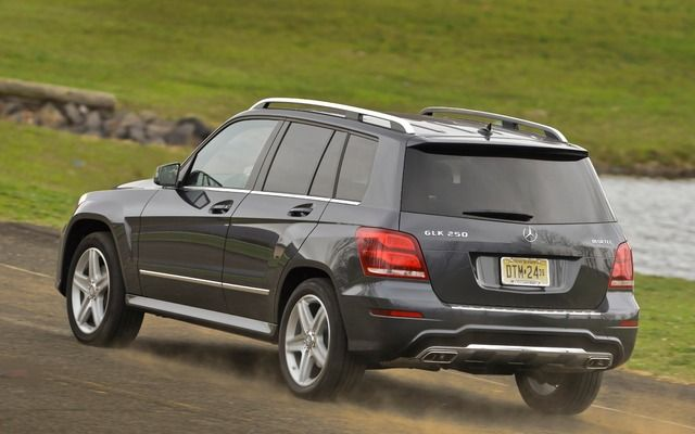 Mercedes-Benz Classe GLK 2015 - Galerie, photo 2/4 - Le Guide de l'Auto
