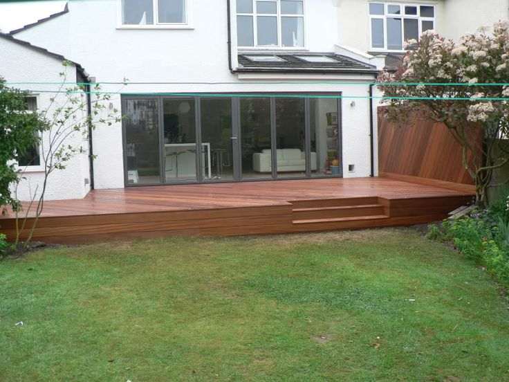18 best images about decking and patio ideas on pinterest for End of garden decking ideas