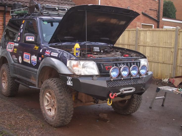 toyota land cruiser off road - Google Search