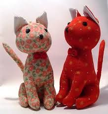 soft toys cats - Google Search