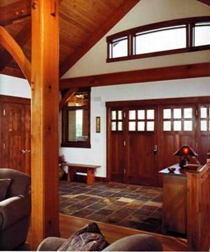Дома в стиле бунгало. Проекты домов и коттеджей