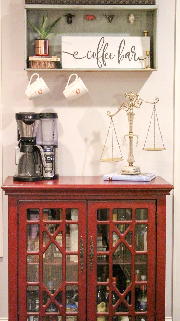 Best 25 Coffee Nook Ideas On Pinterest Coffee Area Tea