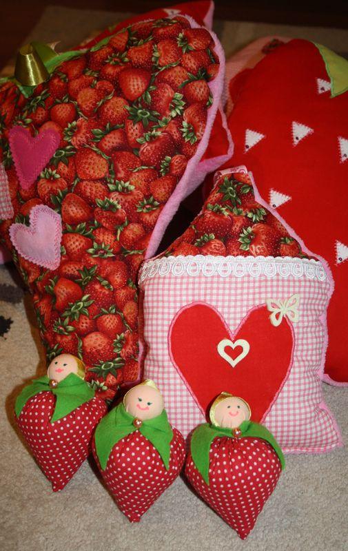 Strawberry season - Szamóca szezon van