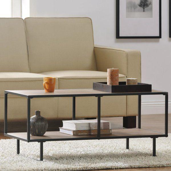 Laurel Foundry Modern Farmhouse Zenaida Coffee Table & Reviews   Wayfair