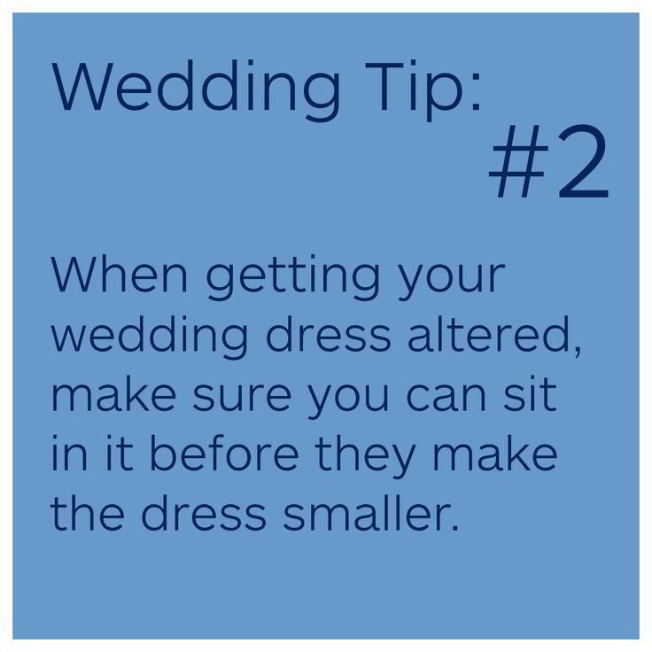 I ALWAYS SAY THIS! So many girls forget this important little detail! This goes for any dress!!