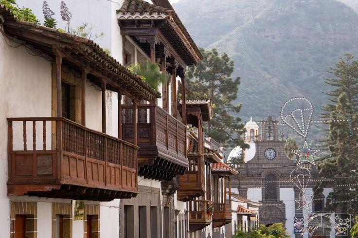 Pasado aborigen en uno de los centros marianos de mayor peregrinación histórica: Teror (Gran Canaria)