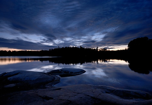 Spend at least a week at Lake Obabika, Temagami