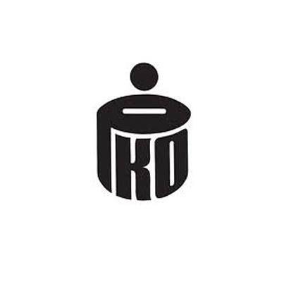 logo: PKO  autor: Karol Śliwka rok: 1968