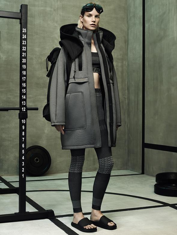 First lookbook photos- Alexander Wang x H&M