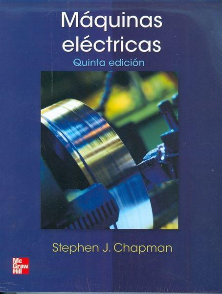 Máquinas eléctricas: n° de pedido 621.314 CH466M 2012