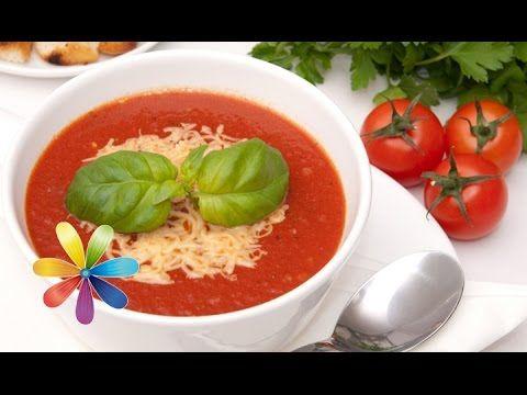 Сезонные овощи. 4 лучших рецепта томатного супа - Лучшие советы за всю историю «Все буде добре» - YouTube