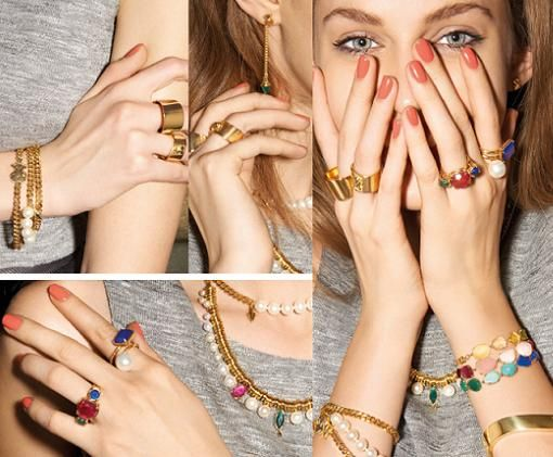 tous catalogo otoño invierno 2014 2015 pulseras anillos