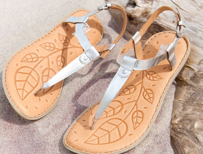 The Born Lo is a casual T-strap sandal that is incredibly comfortable. We