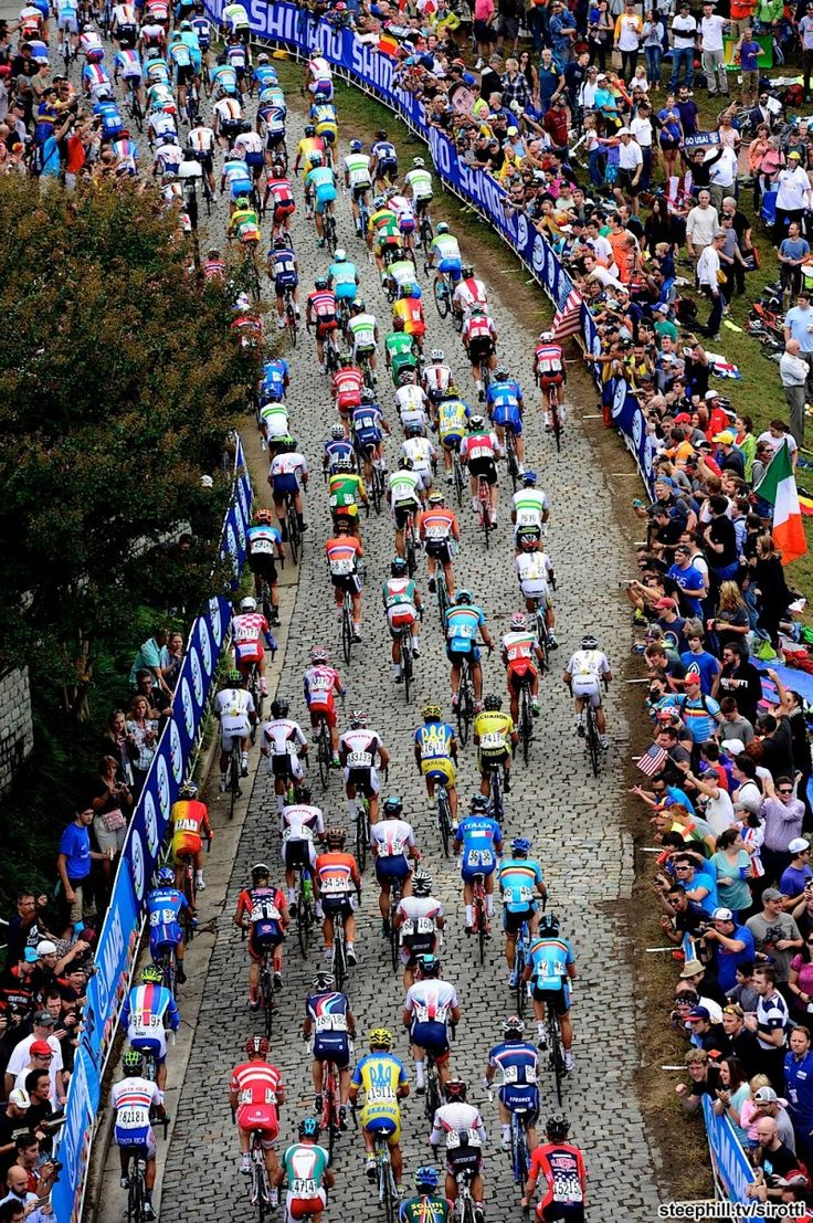 2015 Road Cycling World Championships stage-13.