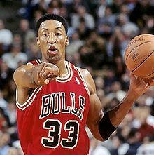 Scottie Pippen is a former NBA Basketball Player.He is best known for his time with the Chicago Bulls.He is considered one of the best small forwards of all time. He was born and raised in Hamburg, Arkansas.