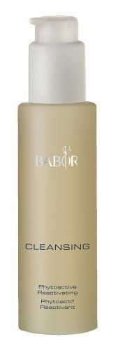 Babor Phytoactive Reactivating by Babor. $18.50. Cleansing Phytoactive Reactivating. for mature skin. Gingko biloba extract. Chinese dates extract. Babor's Phytoactive Reactivating is the ideal, balancing skin care formula to accompany Babor HY-OL cleansing for demanding skin in need of regeneration. This water-soluble herbal treatment, for mature skin, contains Extracts of Sweet Almond, Da Zao (Chinese Date) and Ginko Biloba to relieve dehydration and tiredness from skin whi...