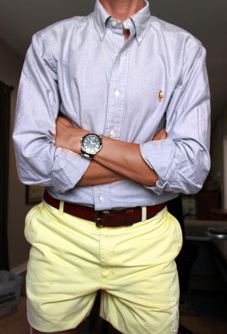 Ralph Lauren.  Rolex