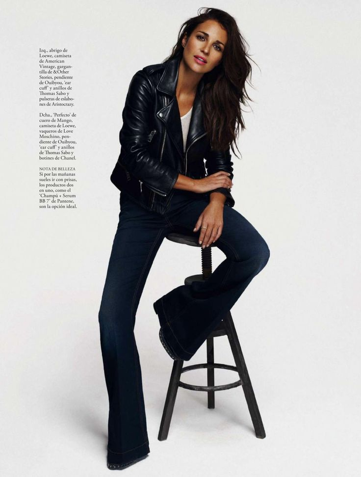 Paula Echevarria by Xavi Gordo for Elle Spain November 2013 [Cover + Editorial] Blog de Moda