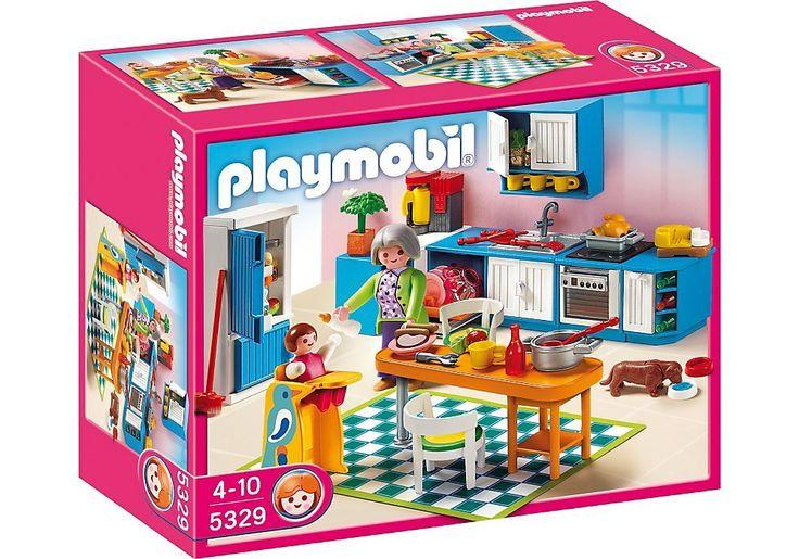 Les 25 meilleures images propos de 3 ans melle pikotine for Playmobil cuisine 5329
