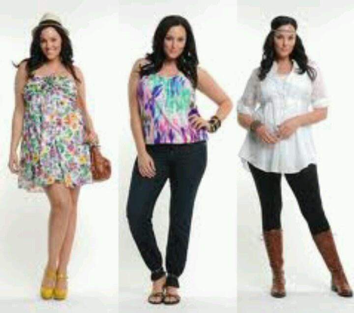 Dress Styles for Women Fat