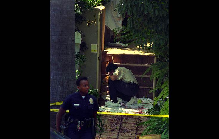 Behind the lens: The Nicole Brown Simpson-Ronald Goldman crime scene