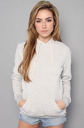 Like the sweater, and this girl is gorgeous :)