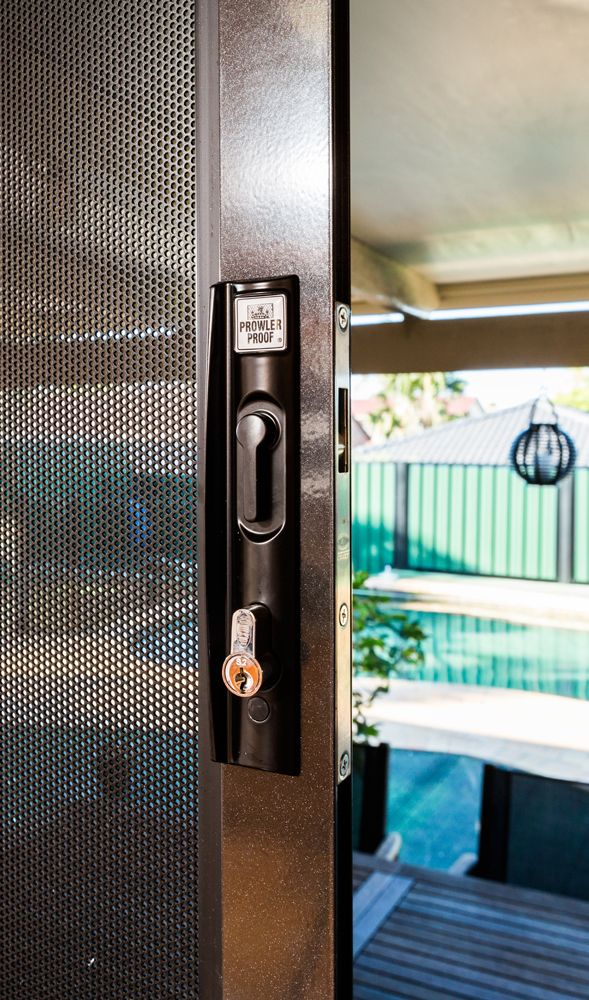 Whenever two different metals interact there's a risk of corrosion. So the fact that Prowler Proof is welded instead of being held together by screws or rivets makes it more corrosion-resistant than other security screens. Protec is one of very few complete security screens that has passed the 1,000 hour neutral salt spray test – most manufacturers only test the mesh.