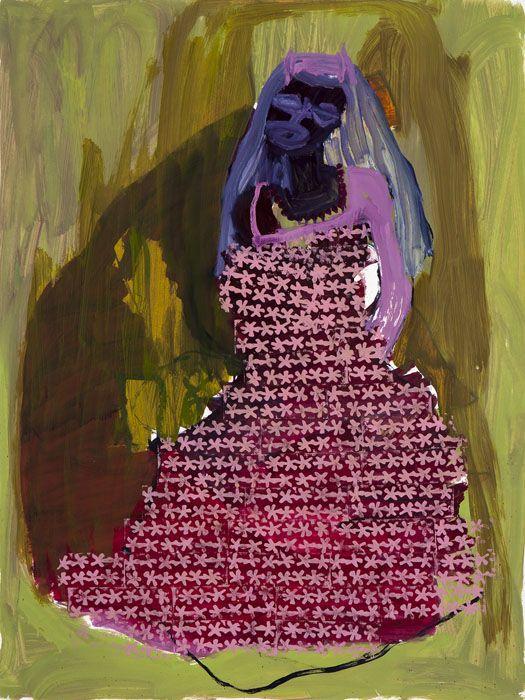 Portia Zvavahera, I Love Pink, 2013.