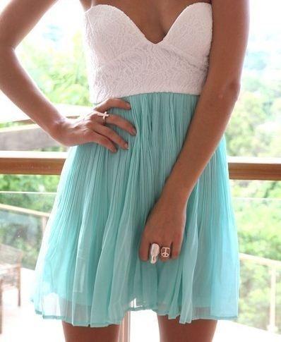 Spring dress. Sabo Skirt.com