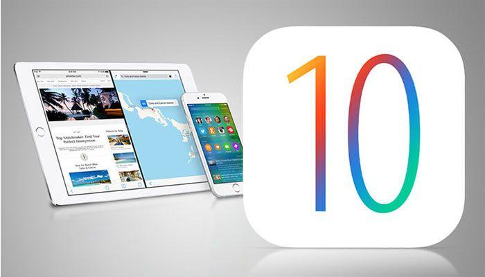Peste 60 de caracteristici si functii disponibile in iOS 10