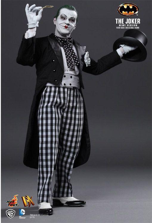 Jack Nicholson como Coringa (Versão Mímico) Batman 1989 – Action Figure