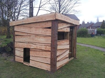 BESPOKE PROJECTS - LONGSIGHT NURSERY | SHEDS | CABINS ... on Bespoke Outdoor Living id=56109