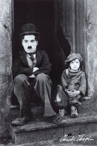 Charlie Chaplin Poster sur AllPosters.fr