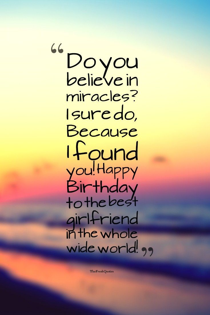 Cute And Romantic Birthday Wishes For Boyfriend And Girlfriend Birthday Quotes For Girlfriend Birthday Quotes For Her Romantic Birthday Wishes