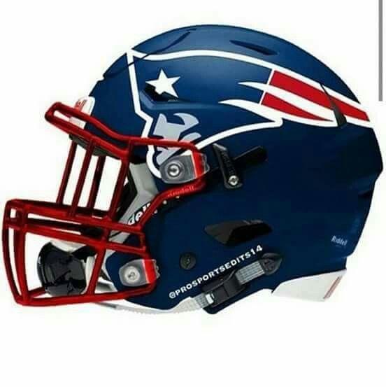 Potential new  Pats helmet!