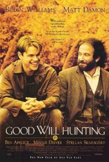 "Good Will Hunting (1997)  Sean: 'I just slid my ticket across the table, and I said, ""Sorry, guys; I gotta see about a girl."" '"