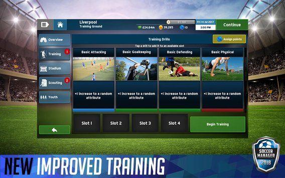 Soccer Manager 2018 Apk Indir V1 1 0 Android Uygulama Soccer Management Liverpool