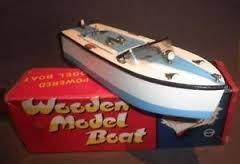 vintage japanese model boat kits - Google Search