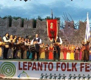 Η Ένωση Ποντίων Πολίχνης στο Lepanto folk festival της Ναυπάκτου.2015