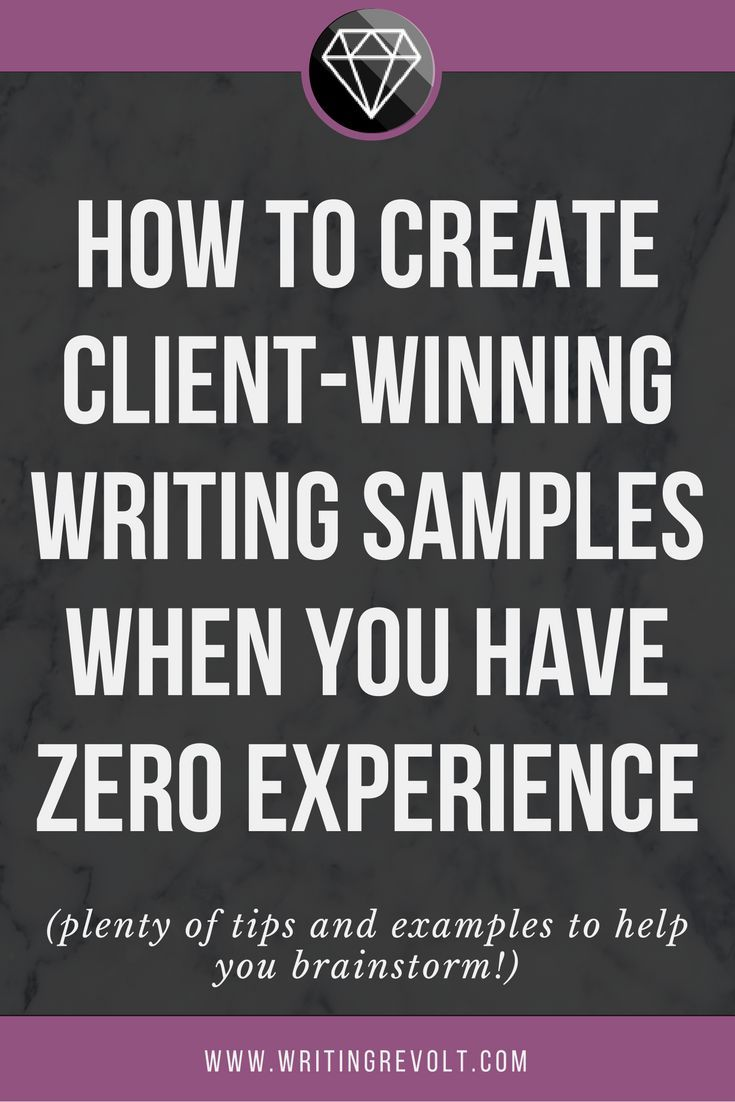 This post will show you how to create writing samples for your freelance writing business that ACTUALLY help you land new clients! You'll learn the marketing strategy you should use + what high-paying clients look for in a freelance writing portfolio. Check it out! :) | make money writing online | how to make a writing portfolio | freelance writer | freelancer |