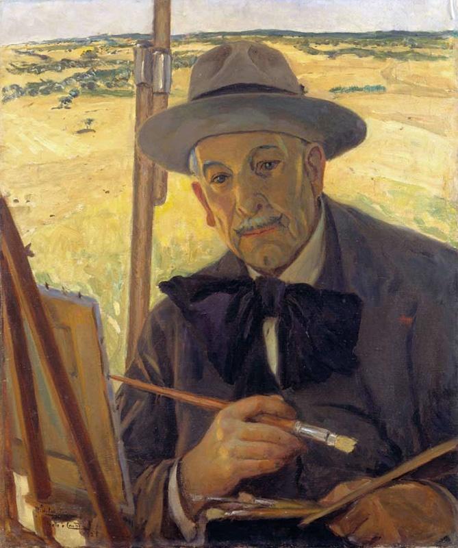 José Vital Branco Malhoa (1855 - 1933)