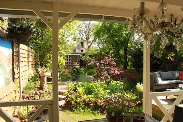 Onze veranda