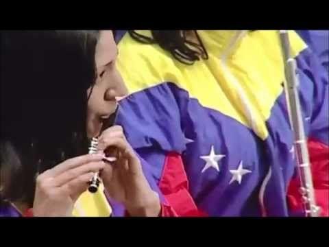 """Gustavo Dudamel ( Orquesta Sinfónica de Venezuela)""""Danzon No.2"""""""
