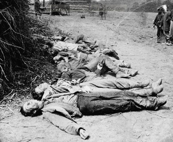 American Civil War Battle of Spotsylvania pictures - photos & art pics