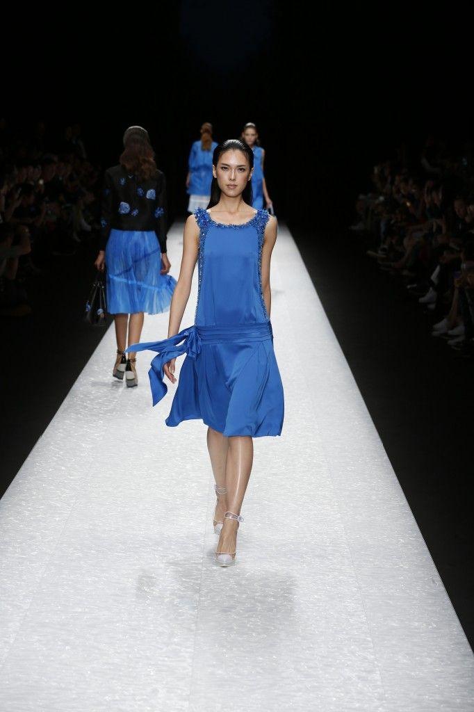Shiatzy Chen, P-E 15  - L'officiel de la mode
