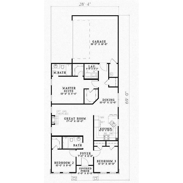 Little House Plans Home Design
