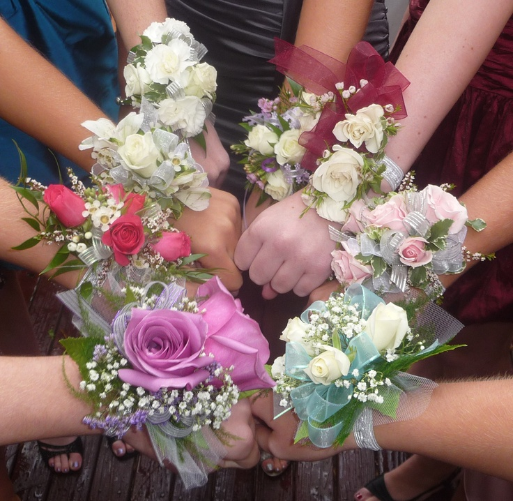 Homecoming Flowers Les Fleurs Pinterest The O Jays
