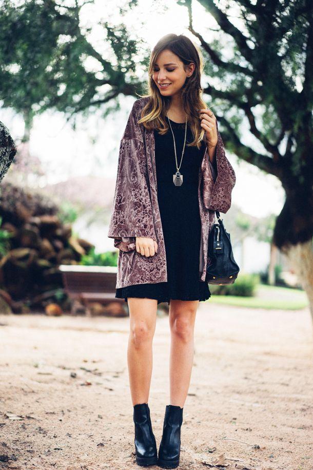 Look - Kimono