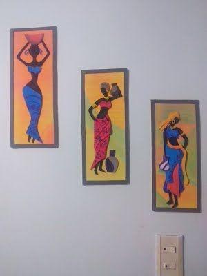 Cuadros Negritas Africanas - Aprendamos Juntos